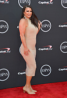 Lisa Marie Varon at the 2018 ESPY Awards at the Microsoft Theatre LA Live, Los Angeles, USA 18 July 2018<br /> Picture: Paul Smith/Featureflash/SilverHub 0208 004 5359 sales@silverhubmedia.com