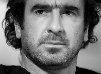 Sept 1,  2003, Montreal, Quebec, Canada<br /> <br /> Eric Cantona, actor - L'OUTREMANGEUR (THE OVEREATER)directed by Thierry Binisti  during the Montreal World Film Festival, Sept 1 2003<br /> <br /> The Festival runs from August 27th to september 7th, 2003<br /> <br /> <br /> Mandatory Credit: Photo by Pierre Roussel- Images Distribution. (©) Copyright 2003 by Pierre Roussel <br /> <br /> All Photos are on www.photoreflect.com, filed by date and events. For private and media sales