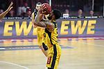 Tyler Larson (EWE Baskets Oldenburg), EWE Baskets Oldenburg vs. Brose Bamberg, easycredit Basketball-Bundesliga, Viertelfinal Rueckspiel, 20.06.2020. nph0001 Foto: Eibner/Memmler/Pool/nordphoto