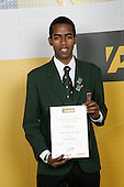 Boys Distance Running winner Rabah Bashir. ASB College Sport Young Sportperson of the Year Awards 2007 held at Eden Park on November 15th, 2007.