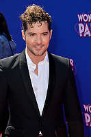 """LOS ANGELES, CA. March 10, 2019: David Bisbal at the premiere of """"Wonder Park"""" at the Regency Village Theatre.<br /> Picture: Paul Smith/Featureflash"""
