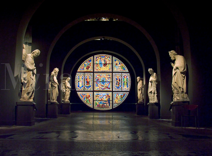Museo dell'Opera dil Duomo, Siena, Ital