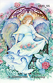 Marie, MODERN, MODERNO, paintings+++++AngelofLove,USJO06,#N# Joan Marie angel