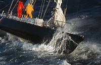 Kriter VIII, Michel Malinovsky, , paru dans Neptune Nautisme 206, janvier 1981