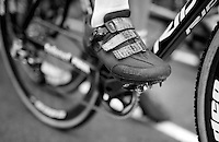 shoes with teeth (aka 'cleats')<br /> <br /> GP Mario De Clercq 2014<br /> Hotond Cross<br /> CX BPost Bank Trofee - Ronse