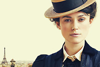 Promotional art with Keira Knightley.<br /> Colette (2018)<br /> *Filmstill - Editorial Use Only*<br /> CAP/RFS<br /> Image supplied by Capital Pictures