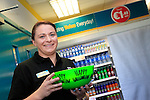 24/9/15 Bray Co Wicklow.<br /> Isobel Robinson at the open of the new Dealz store in Bray Co Wicklow.<br /> Picture Fran Caffrey /Newsfile/Professional Images