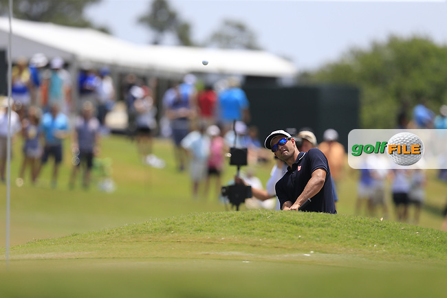 Adam Scott (AUS) during round 2 of the Players, TPC Sawgrass, Championship Way, Ponte Vedra Beach, FL 32082, USA. 13/05/2016.<br /> Picture: Golffile | Fran Caffrey<br /> <br /> <br /> All photo usage must carry mandatory copyright credit (&copy; Golffile | Fran Caffrey)
