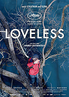 CREDIT-SONY CLASSICS<br /> LOVELESS (orig. title NELYUBOV, 2018)<br /> GERMAN POSTER<br /> *Filmstill - Editorial Use Only*<br /> CAP/FB<br /> Image supplied by Capital Pictures