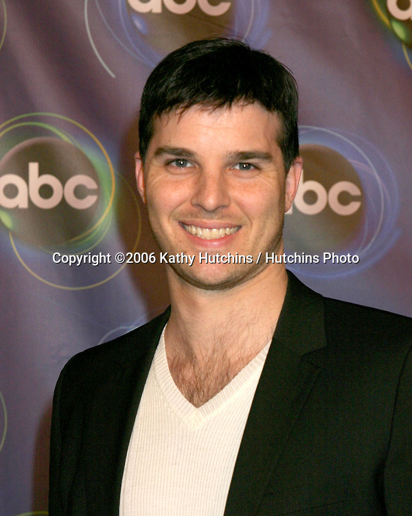 Jonathan Roberts .Dancing with the Stars.ABC TV TCA Party.The Wind Tunnel.Pasadena, CA.January 21, 2006.©2006 Kathy Hutchins / Hutchins Photo....