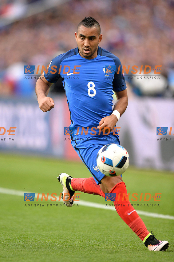 DIMITRI PAYET (fra) <br /> Paris 10-06-2016 Stade de France football Euro2016 France - Romania  / Francia - Romania Group Stage Group A. Foto Anthony BIBARD / FEP / Panoramic / Insidefoto