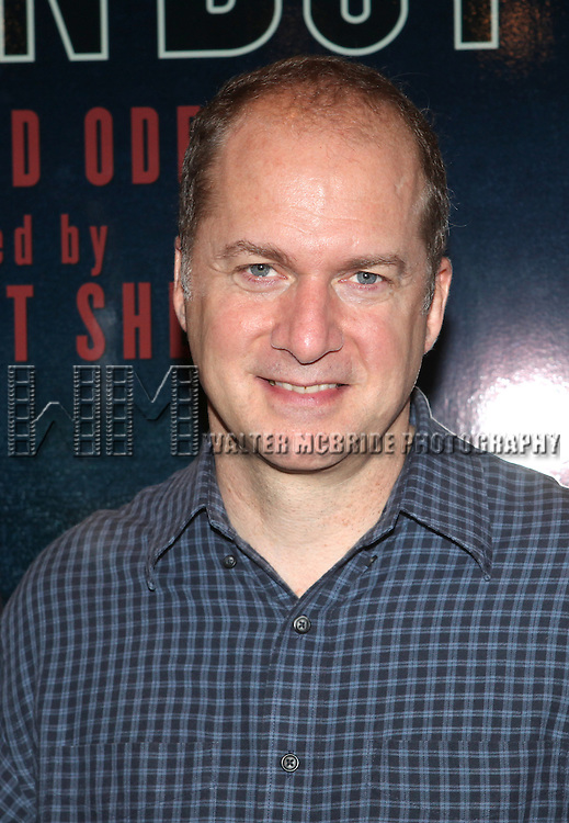 Daniel Jenkins attending the Meet & Greet for the Lincoln Center Theater's 75th Anniversary Production of 'Golden Boy' at their Rehearsal Studios on 10/25/2012 in New York.