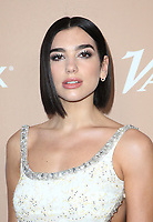 LOS ANGELES, CA - DECEMBER 1: Dua Lipa, at Variety's 2nd Annual Hitmakers Brunch at Sunset Tower in Los Angeles, California on December 1, 2018.     <br /> CAP/MPI/FS<br /> &copy;FS/MPI/Capital Pictures