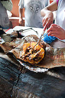 Rancho las Azteca, Ezequiel Montes, Queretaro, Mexico. Aromas y Sabores with Chef Patricia Quintana