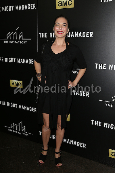 """05 April 2016 - West Hollywood, Laura Harring. Premiere Of AMC's """"The Night Manager"""" at The DGA Theater. Photo Credit: F.Sadou/AdMedia"""