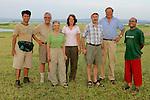 Quint, Sandy, Gail, Rachel, Dr. Dittus, Roger, & Chandan