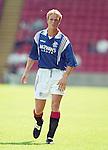 Greg Shields, Rangers