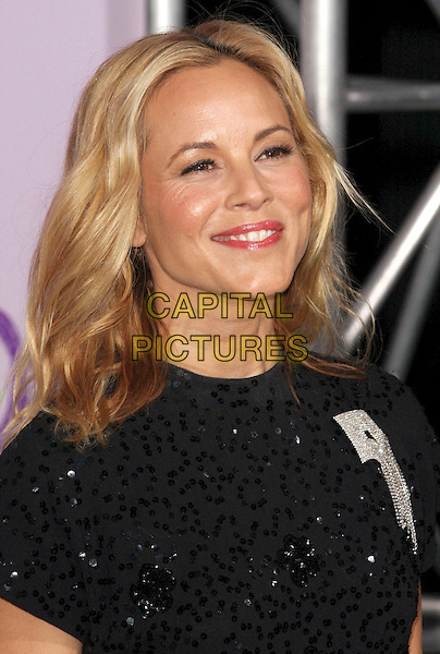MARIA BELLO .18th Annual Environmental Media Awards held at the Ebell Theatre,  Los Angeles, California, USA, .13 November 2008..portrait headshot black sequined  .CAP/ADM/CH.©Charles Harris/AdMedia