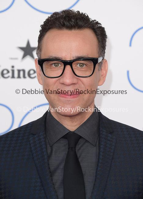 Fred Armisen<br />  attends 2015 Film Independent Spirit Awards held at Santa Monica Beach in Santa Monica, California on February 21,2015                                                                               © 2015Hollywood Press Agency
