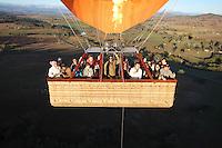 20150708 July 08 Hot Air Balloon Gold Coast