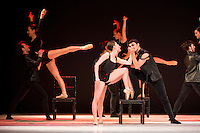 "Milan Ballet present ""Carmen"" and ""El Bolero"" at Teatro Nuevo Apolo in Madrid. May 10, 2016. (ALTERPHOTOS/Borja B.Hojas) /NortePhoto"