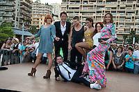 'Danse avec les Stars' Photocall - 54th Monte-Carlo TV Festival - Monaco
