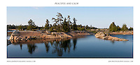 Bustard Islands, French river Provincial Park, Ontario