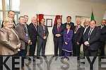 Dr. James O'Reilly, Minister for Health, opening the Emergency Department at Kerry General Hospital on Friday.