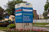 Detroit Medical Center is seen in Detroit (Mi) Sunday June 9, 2013.