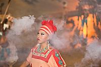 P- Xcaret Archeological Park & Espectacular Show, Riviera Maya Mexico 6 12