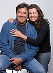 Vince Gill & Amy Grant (Photo by Frederick Breedon)