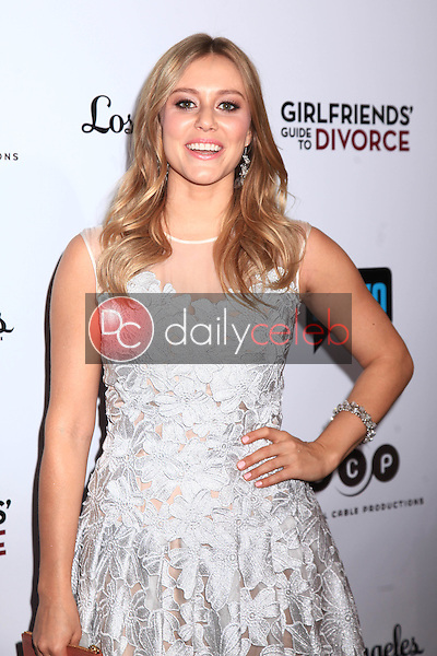 """Julianna Guill<br /> at the """"Girlfriends Guide to Divorce"""" Premiere Screening, Ace Hotel, Los Angeles, CA 11-18-14<br /> David Edwards/DailyCeleb.com 818-915-4440"""