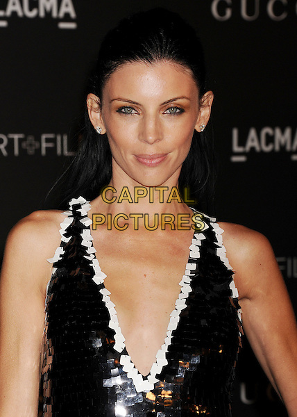 LOS ANGELES, CA - NOVEMBER 01: Actress Liberty Ross attends the 2014 LACMA Art + Film Gala honoring Barbara Kruger and Quentin Tarantino presented by Gucci at LACMA on November 1, 2014 in Los Angeles, California.<br /> CAP/ROT/TM<br /> &copy;Tony Michaels/Roth Stock/Capital Pictures