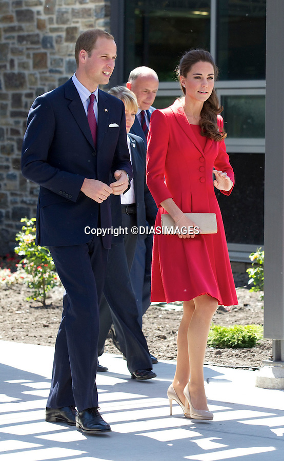 """PRINCE WILLIAM & KATE CANADAThe Duke and Duchess attend a Government of Alberta Reception at The Enmax Conservatory, at Calgary Zoo,Alberta, Calgary_08/07/2011.Mandatory Credit Photo: ©DIASIMAGES. .**ALL FEES PAYABLE TO: """"NEWSPIX INTERNATIONAL""""**..No UK Usage until 03/08/2011.IMMEDIATE CONFIRMATION OF USAGE REQUIRED:.DiasImages, 31a Chinnery Hill, Bishop's Stortford, ENGLAND CM23 3PS.Tel:+441279 324672  ; Fax: +441279656877.Mobile:  07775681153.e-mail: info@newspixinternational.co.uk"""