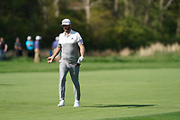 Dustin Johnson (USA) on the 12th fairway during the 1st round at the PGA Championship 2019, Beth Page Black, New York, USA. 17/05/2019.<br /> Picture Fran Caffrey / Golffile.ie<br /> <br /> All photo usage must carry mandatory copyright credit (© Golffile | Fran Caffrey)
