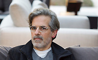 Jonathan Lethem, é uno scrittore americanno. © Leonardo Cendamo