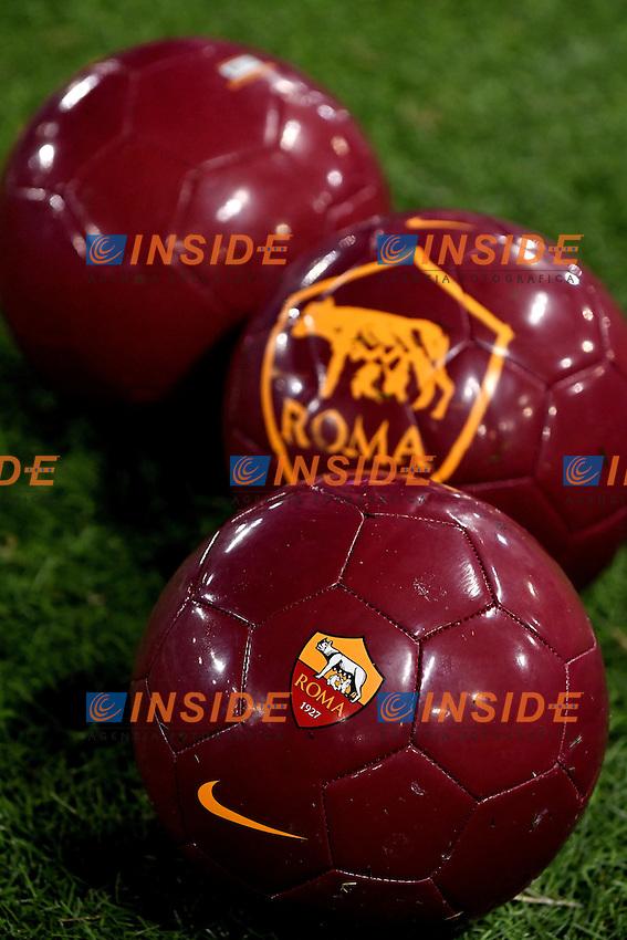Palloni AS Roma balls <br /> Roma 12-12-2016 Stadio Olimpico Football <br /> Campionato Serie A 2016/2017 <br /> AS Roma - Milan <br /> Foto Andrea Staccioli / Insidefoto
