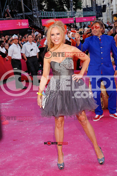 """Katja Burkard attending the """"20th Life Ball"""" AIDS Charity Gala 2012 held at the Vienna City Hall. Vienna, Austria, 19th May 2012...Credit: Wendt/face to face /MediaPunch Inc. ***FOR USA ONLY**"""