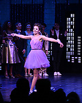 "Isabelle McCalla during the Broadway Opening Night Curtain Call of ""The Prom"" at The Longacre Theatre on November 15, 2018 in New York City."