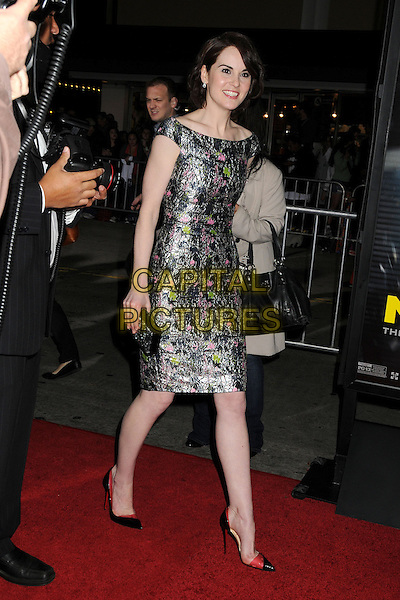 LOS ANGELES, CA - FEBRUARY 24 - Michelle Dockery. &quot;Non-Stop&quot; Los Angeles Premiere held at the Regency Village Theatre. <br /> CAP/ADM/BP<br /> &copy;Byron Purvis/AdMedia/Capital Pictures