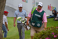 Kevin Kisner (USA) heads to 18 during round 4 of the World Golf Championships, Mexico, Club De Golf Chapultepec, Mexico City, Mexico. 2/24/2019.<br /> Picture: Golffile | Ken Murray<br /> <br /> <br /> All photo usage must carry mandatory copyright credit (© Golffile | Ken Murray)