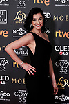 Blanca Romero attends to 33rd Goya Awards at Fibes - Conference and Exhibition  in Seville, Spain. February 02, 2019. (ALTERPHOTOS/A. Perez Meca)