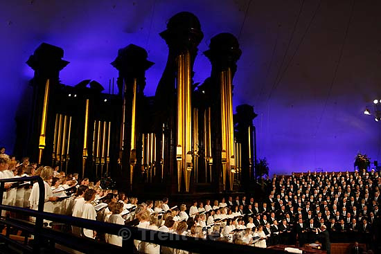 mormon tabernacle choir. Salt Lake City - Funeral for President James E. Faust, a member of the First Presidency of the Church of Jesus Christ of Latter-day Saints..; 8.14.2007