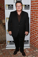 LOS ANGELES, CA, USA - OCTOBER 21: Wayne Knight arrives at The Creative Coalition's 'Art of Discovery' Los Angeles Launch Party held at the Home of Lawrence Bender on October 21, 2014 in Los Angeles, California, United States. (Photo by David Acosta/Celebrity Monitor)