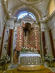 Chapel in Duomo, Ortigia, Sicily