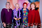Fashion Extravaganza held in the Kenmare Bay Hotel on Saturday 17th November organised by the Templenoe GAA. <br /> <br /> L-R: Fiona O'Sullivan, Lynne Brennan, Mary O'Leary, Nora May Harrington