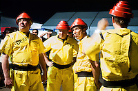 Devo at the Benicasim festival in 2007