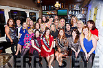 Angela O'Sullivan Abbeydourney who celebrated her hen party in the Eviston House Hotel Killarney on Saturday night