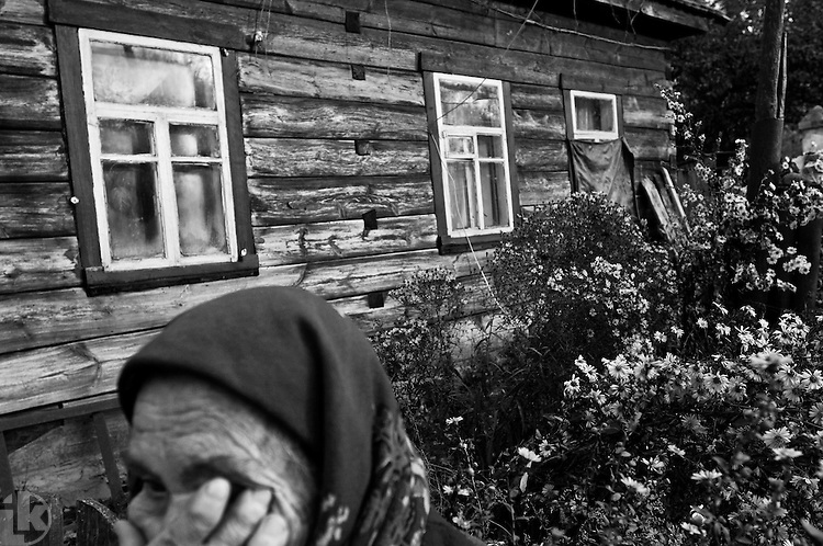Lonely and neglected, each passing day is a struggle for Antonina Ivanovna. This is the life in Forbidden Zone.