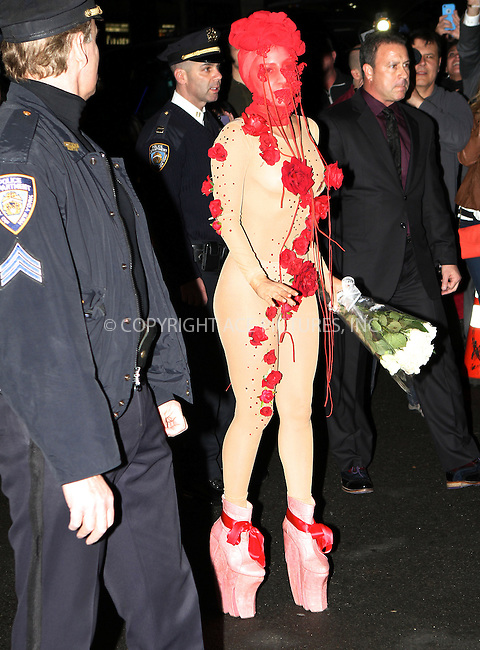 WWW.ACEPIXS.COM<br /> <br /> March 28 2014, New York City<br /> <br /> Singer Lady Gaga arrives at Roseland Ballroom for a concert on March 28 2014 in New York City<br /> <br /> By Line: Nancy Rivera/ACE Pictures<br /> <br /> <br /> ACE Pictures, Inc.<br /> tel: 646 769 0430<br /> Email: info@acepixs.com<br /> www.acepixs.com
